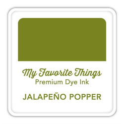 Jalapeno Popper, My Favorite Things Premium Dye Ink Cube -