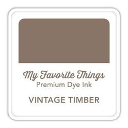 Vintage Timber, My Favorite Things Premium Dye Ink Cube -