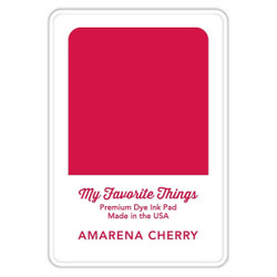 Amarena Cherry, My Favorite Things Premium Dye Ink Pad -