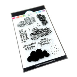 April Showers, Catherine Pooler Clear Stamps -