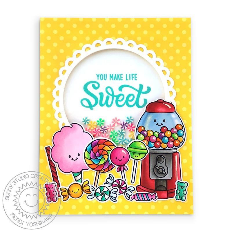 Candy Shoppe, Sunny Studio Dies -