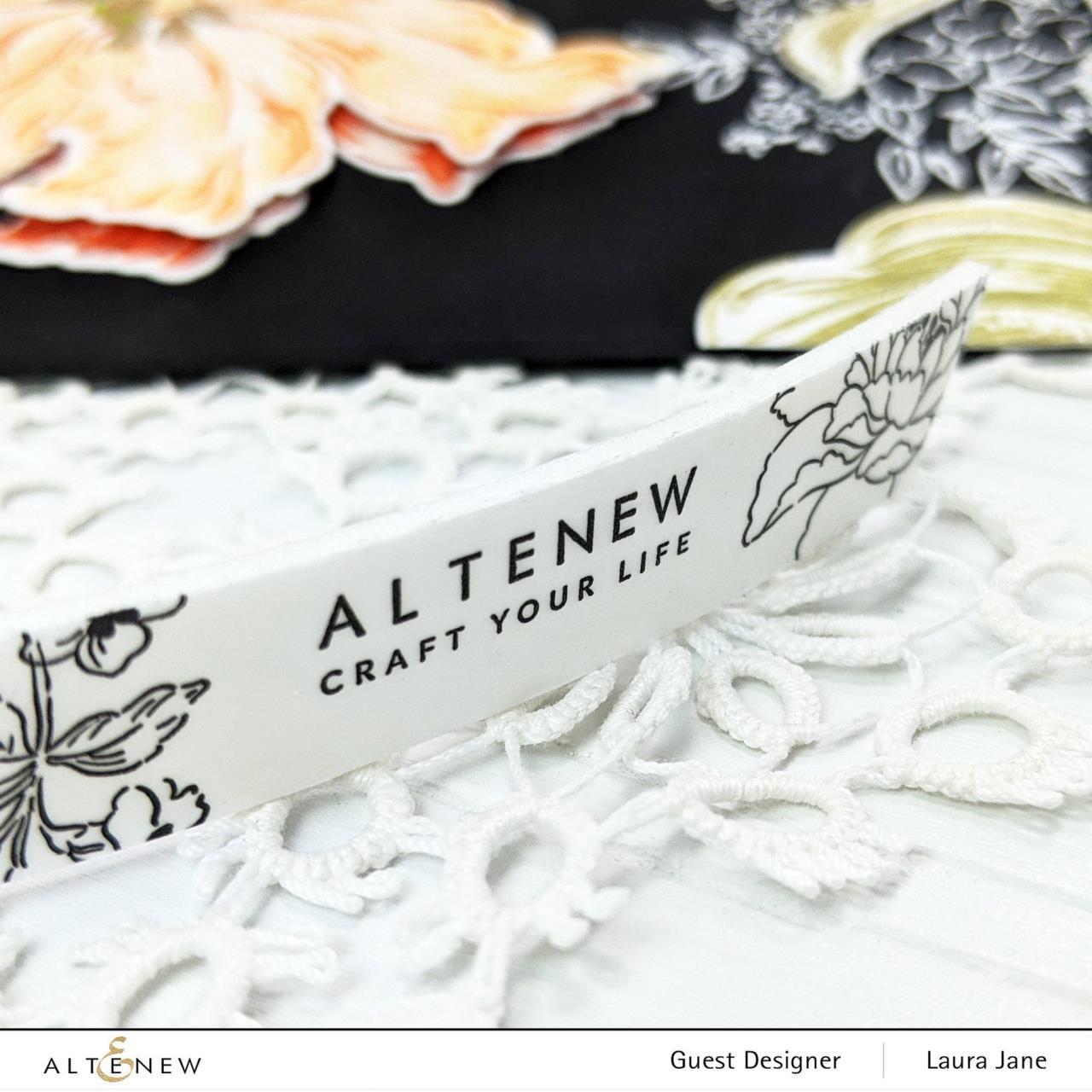 Instant Dimension Foam Tape, Altenew Tools -