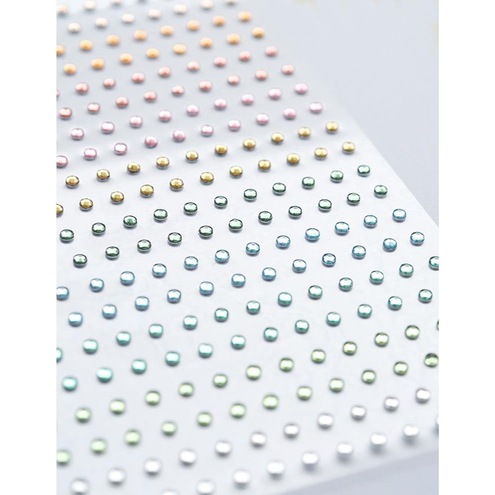 Pastel Jewels, Memory Box Embellishments -