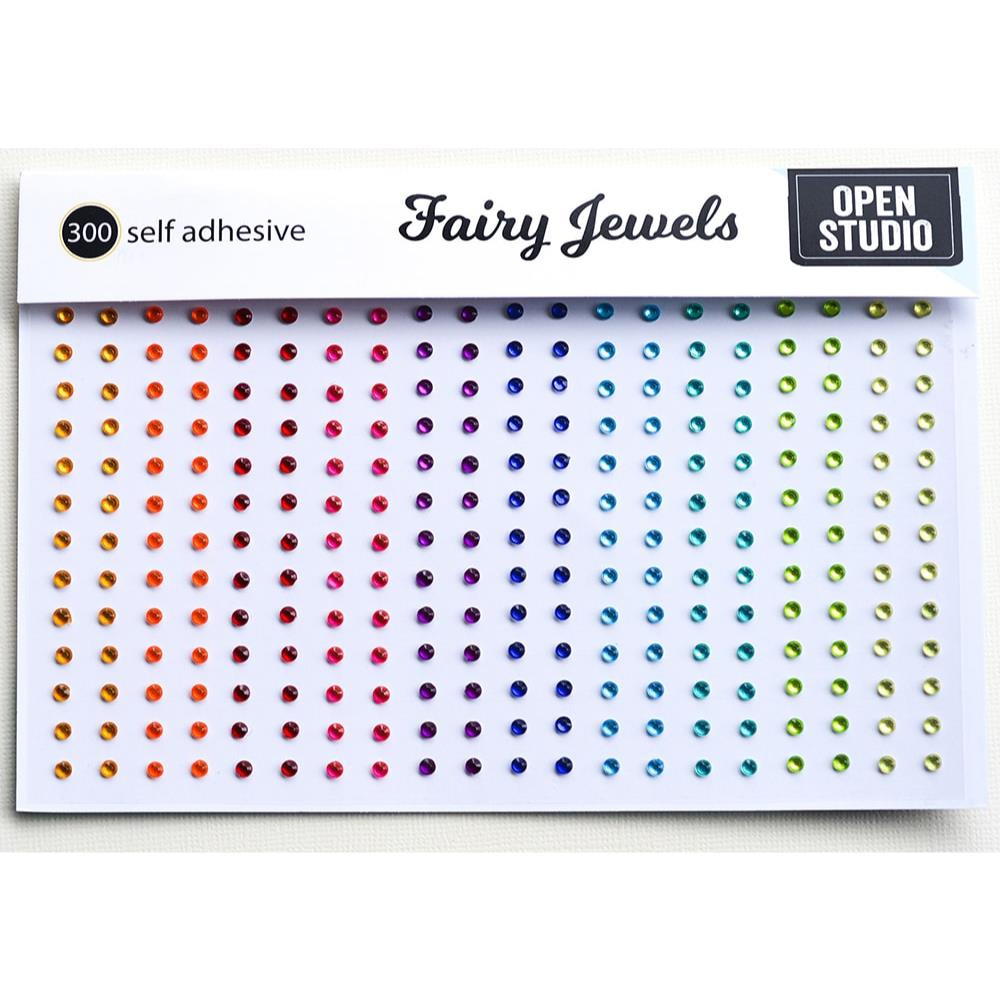 Bright Jewels, Memory Box Embellishments -