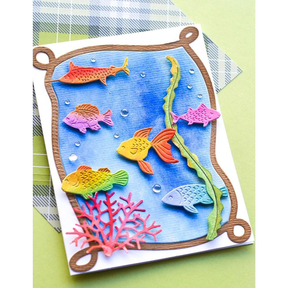 School of Fish, Memory Box Dies -