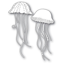 Graceful Jellyfish, Memory Box Dies -