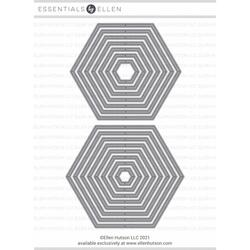Essential Hexagons, Essentials by Ellen Designer Dies -