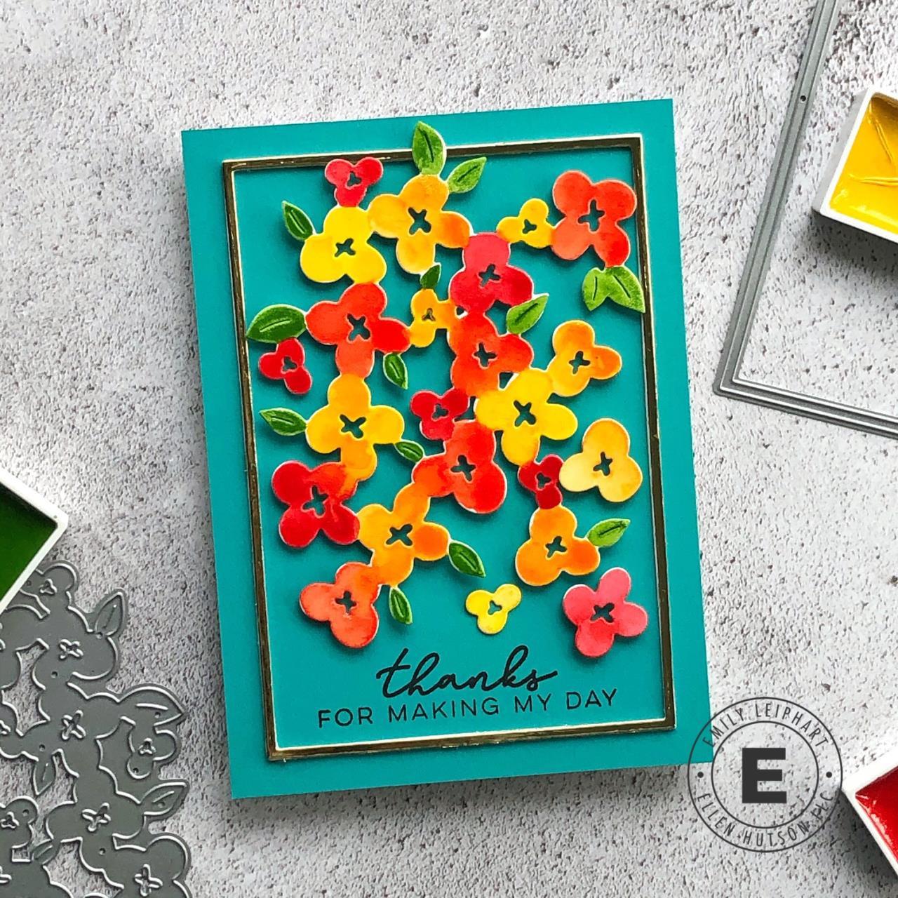 Mod Floral by Julie Ebersole, Essentials by Ellen Designer Dies -