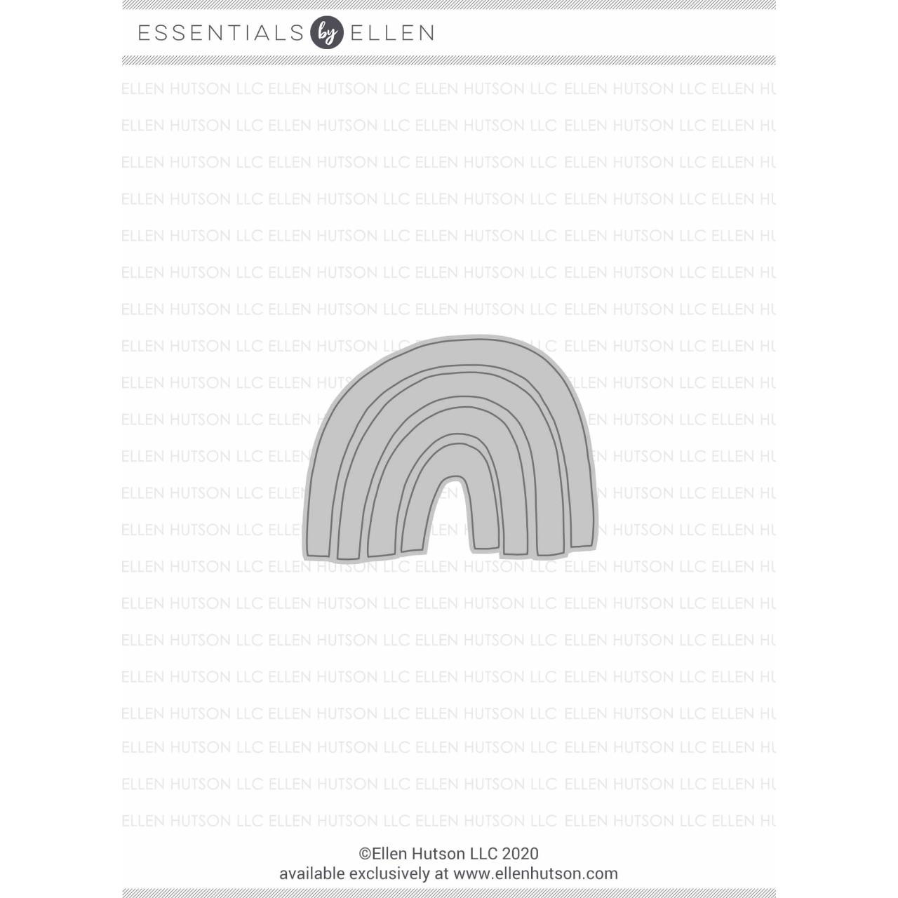 Mini Rainbow by Heather Meeson, Essentials by Ellen Designer Dies -