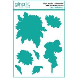 Sweet Spring, Gina K Designs Dies -