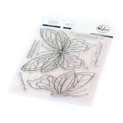 Butterflies, Pinkfresh Studio Clear Stamps -
