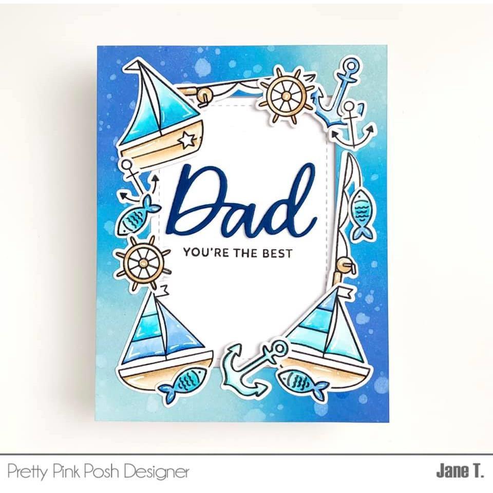 Dad Father Scripts, Pretty Pink Posh Dies -
