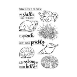 In A Pinch, Hero Arts Clear Stamps -