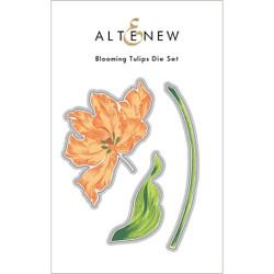 Blooming Tulips, Altenew Dies -