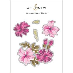 Bitterroot Flower, Altenew Dies -