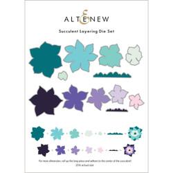 Succulent, Altenew Dies -