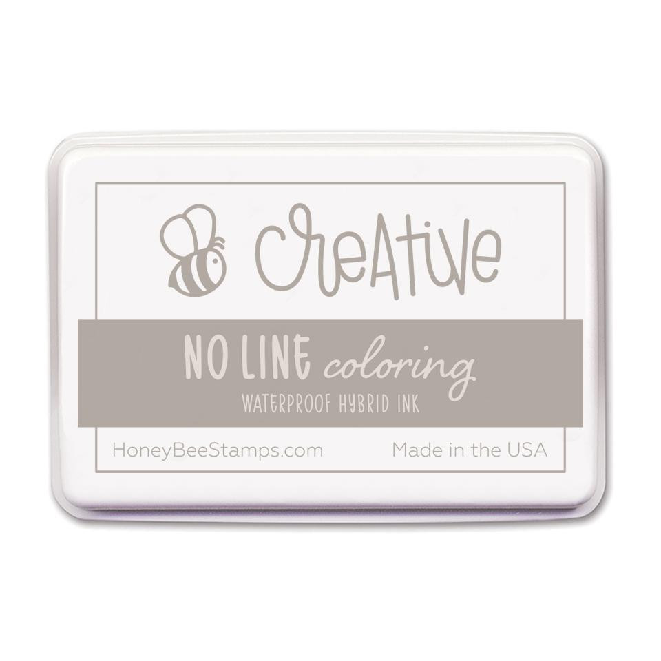 No Line, Honey Bee Ink Pad -