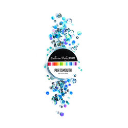 Portsmouth, Catherine Pooler Sequins -