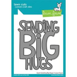 Giant Sending Big Hugs, Lawn Cuts Dies -