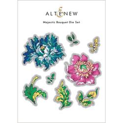 Majestic Bouquet, Altenew Dies -