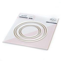 Essentials: Blanket Stitched Circle, Pinkfresh Studio Dies -