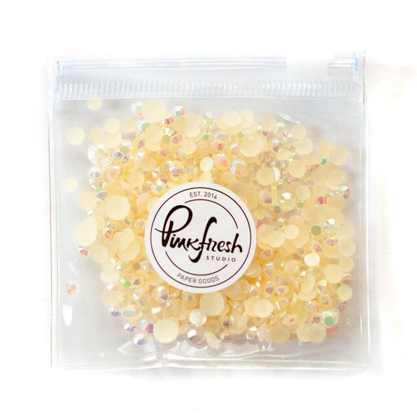 Peach Fuzz, Pinkfresh Studio Jewels -