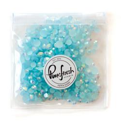 Sky Blue, Pinkfresh Studio Jewels -