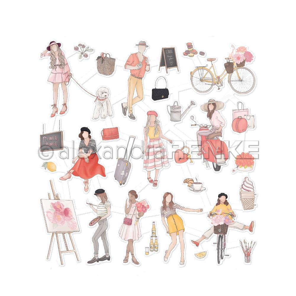 Summer Story, Alexandra Renke Ephemera -