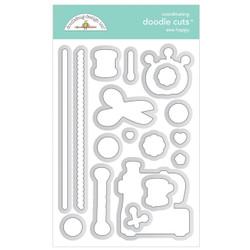Sew Happy, Doodle Cuts -