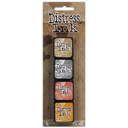 Mini Distress Pad Kit 7, Ranger Distress Mini Ink Pad -