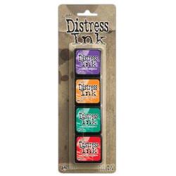 Mini Distress Pad Kit 15, Ranger Distress Mini Ink Pad -