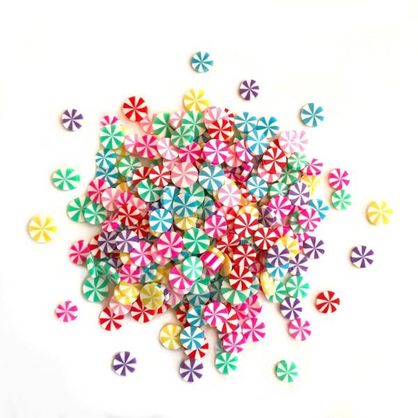 Beach Balls, Buttons Galore Sprinkletz -