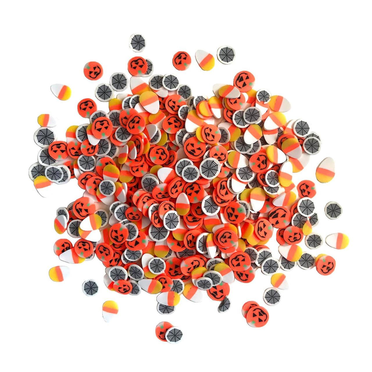 October 31st, Buttons Galore Sprinkletz -