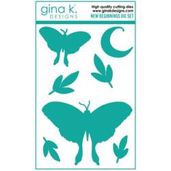 New Beginnings, Gina K Designs Dies -