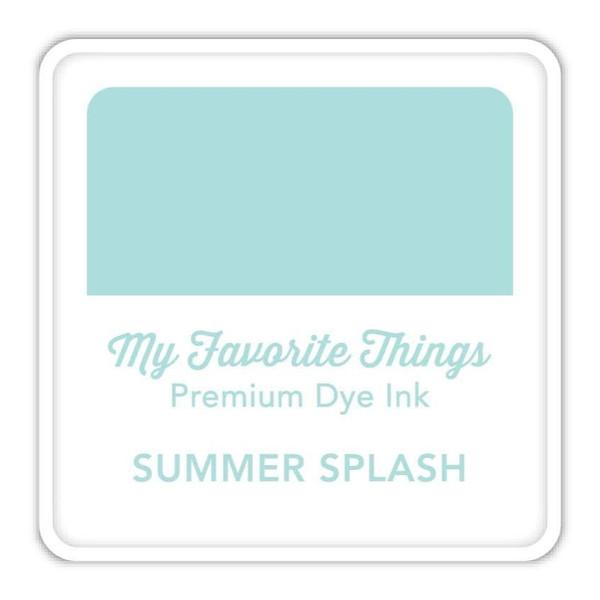 Summer Splash, My Favorite Things Premium Dye Ink Cube -