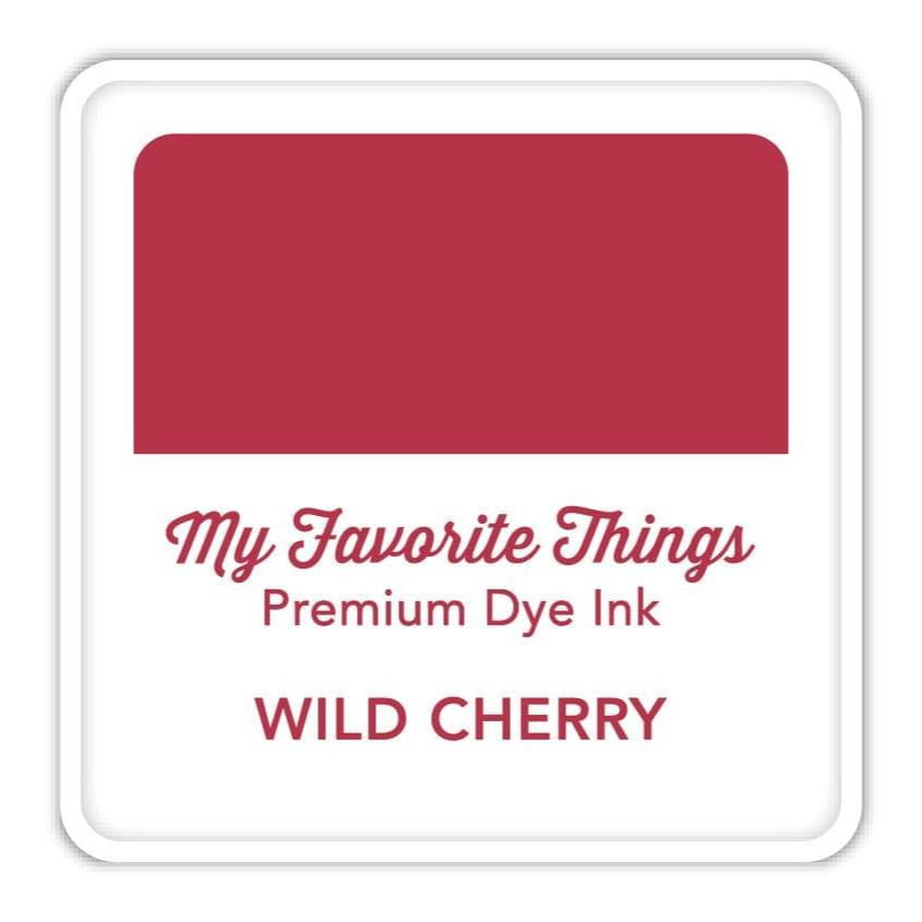 Wild Cherry, My Favorite Things Premium Dye Ink Cube -