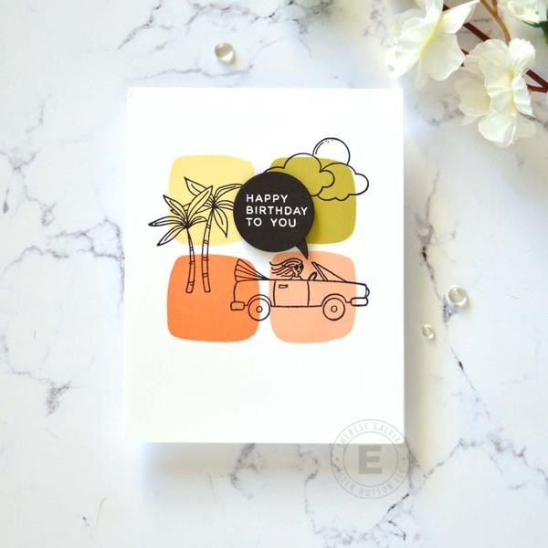 And Many More by Julie Ebersole, Essentials by Ellen Clear Stamps -