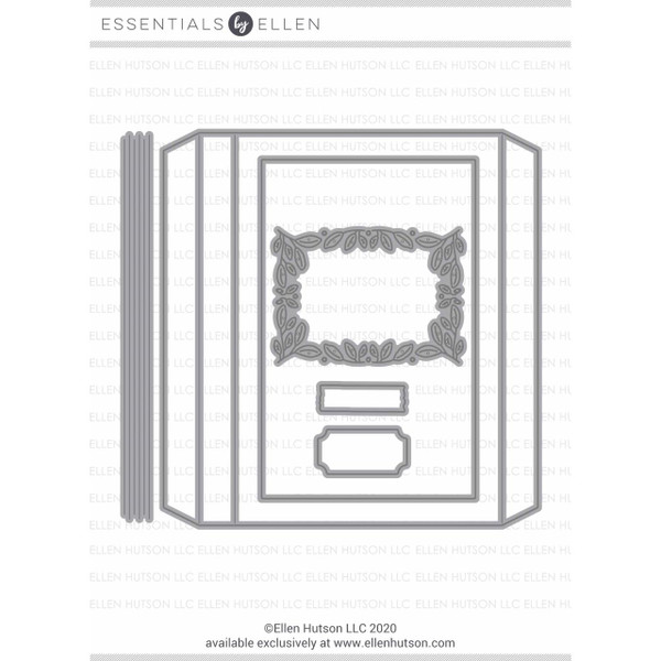 Shadow Box by Brandi Kincaid, Essentials by Ellen Designer Dies -