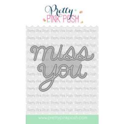 Miss You Script, Pretty Pink Posh Dies -