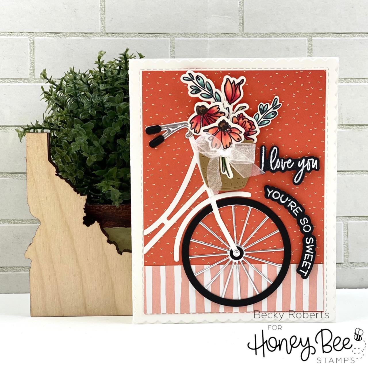 Bicycle Builder, Honey Cuts Dies -