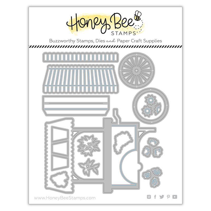 Market Cart Builder, Honey Cuts Dies -