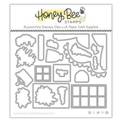 She Shed Barn Add-on, Honey Cuts Dies -