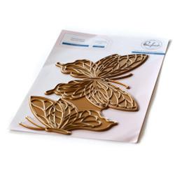 Butterflies, Pinkfresh Studio Hot Foil Plate -