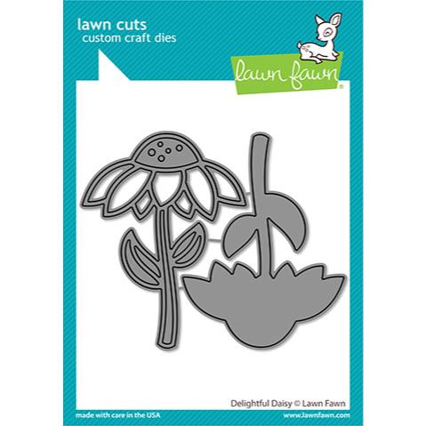 Delightful Daisy, Lawn Cuts Dies -