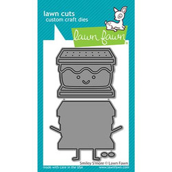 Smiley S'more, Lawn Cuts Dies -