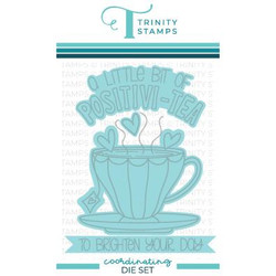 A Cup of Positivi-TEA, Trinity Stamps Dies -
