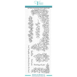 Buttercup Blossoms, Trinity Stamps Clear Stamps -