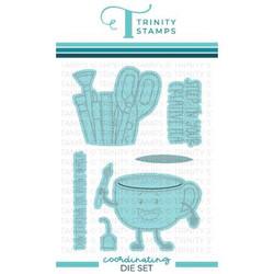 Creativi-TEA, Trinity Stamps Dies -