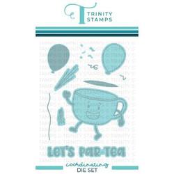 Par-TEA, Trinity Stamps Dies -