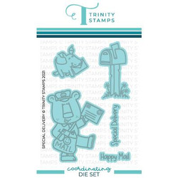 Special Delivery, Trinity Stamps Dies -